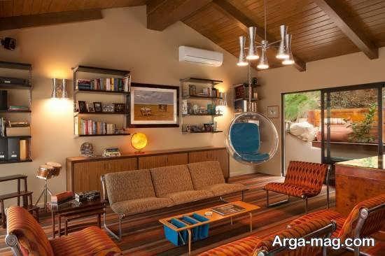 ایده هایی نو و جدید از استفاده از اشکال هندسی در تزیین منزل