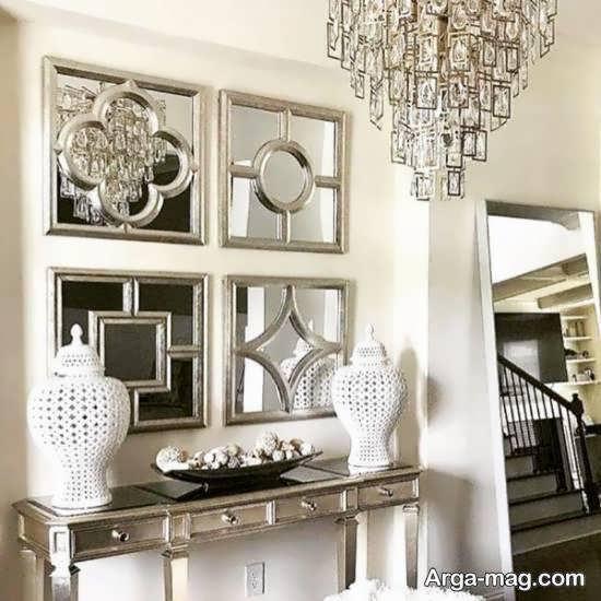 ایده هایی زیبا و جذاب از کاربرد اشکال هندسی در دیزاین و طراحی خانه