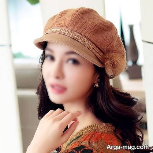 مدل کلاه شیک و زیبا