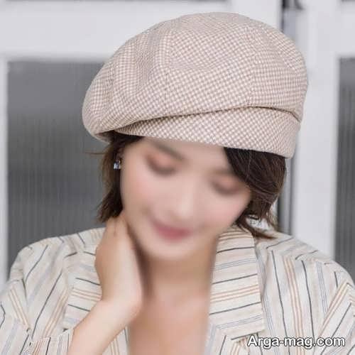 مدل کلاه پاییزی دخترانه