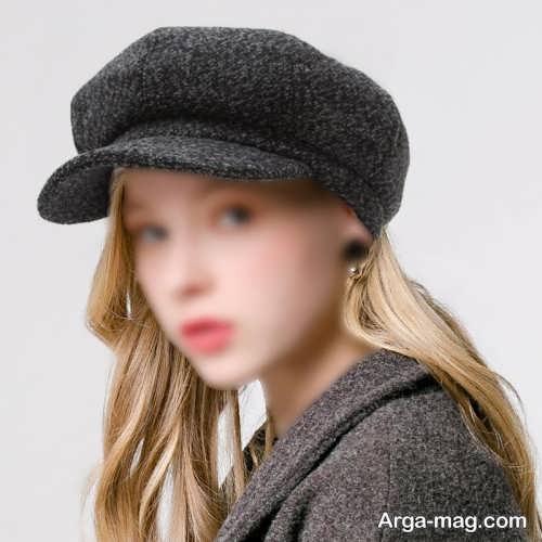کلاه دخترانه متفاوت