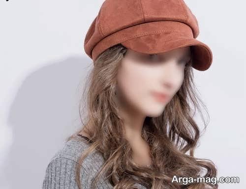 کلاه زیبا دخترانه