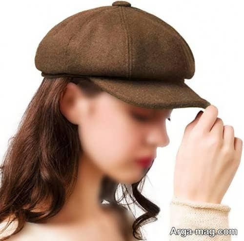 طرح کلاه دخترانه