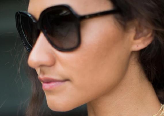 عینک مناسب برای بینی بزرگ