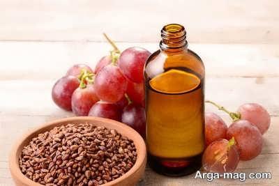 تاثیر روغن هسته انگور در درمان شکنندگی مو