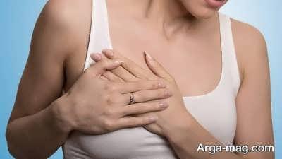 درمان خانگی ماستیت (تورم غدد پستانی) با استفاده از مواد طبیعی