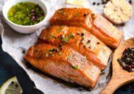 آشنایی با طرز تهیه کاری ماهی