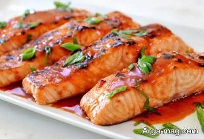 مواد لازم برای طبخ کاری ماهی