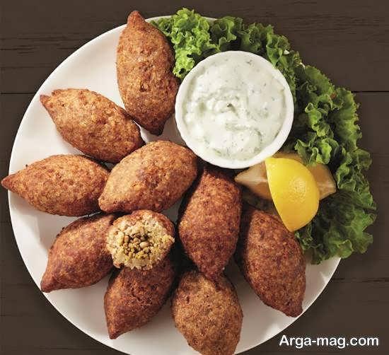 طرز تهیه ایچلی کوفته غذای خوشمزه ترکیه ای