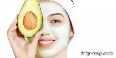 تاثیر ماسک آواکادو در هیدراته کردن پوست