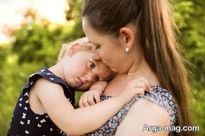 تاثیر کمبود محبت بر روی جسم کودک