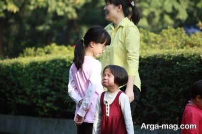 نشانه های کمبود عشق در کودک