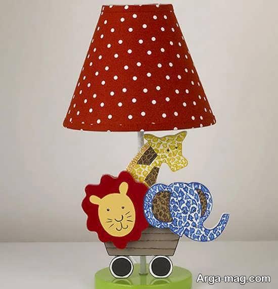 ایده هایی زیبا و خاص از چراغ خواب بچه برای تمامی سلیقه ها