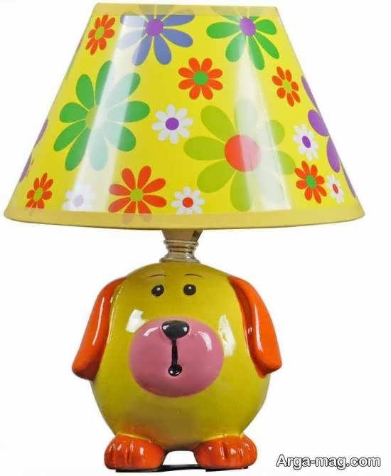 ایده هایی شیک از چراغ خواب کودک برای تمامی سلیقه ها