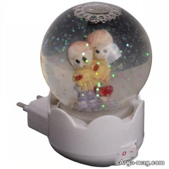 ایده هایی شیک و خاص از چراغ خواب کودک