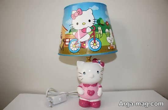 ایده هایی زیبا و خاص از چراغ خواب بچه برای سلیقه های مختلف