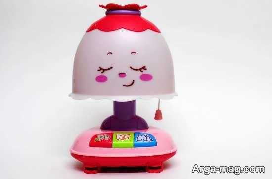 ایده هایی زیبا و منحصر به فرد از چراغ خواب کودک