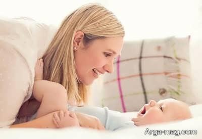 خنداندن نوزاد و کودک