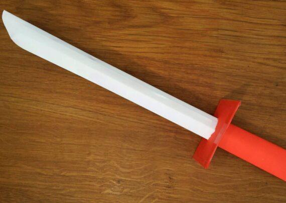 ایده های زیبایی از ساخت کاردستی شمشیر برای علاقه مندان