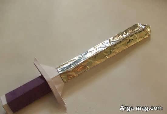 نمونه هایی شیک و متفاوت از کار دست شمشیر