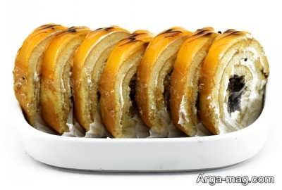 طرز تهیه رولت انبه یک کیک خوشمزه با طعم فوق العاده