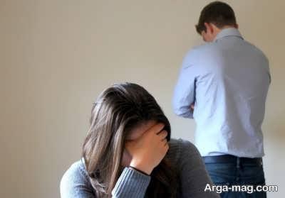 علائم دلزدگی بین زن و شوهر