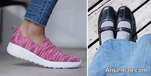 کفش زنانه برای دوران بارداری