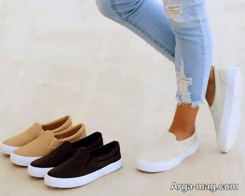 کفش راحتی برای دوران بارداری