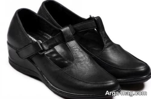 مدل کفش پاشنه کوتاه برای دوران بارداری