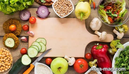 استفاده متداول از رژیم های غذایی باعث سلامتی می شود.