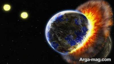 در صورت برخورد اسامی سیاره نیبیرو با زمین چه اتفاقی می افتد؟