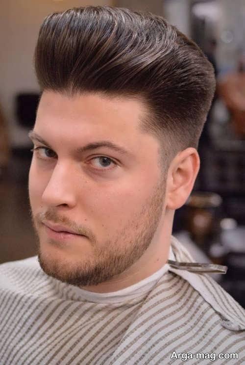 مدل مو زیبا و مردانه