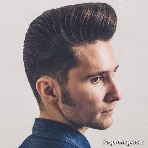 کوتاهی موی پمپادور
