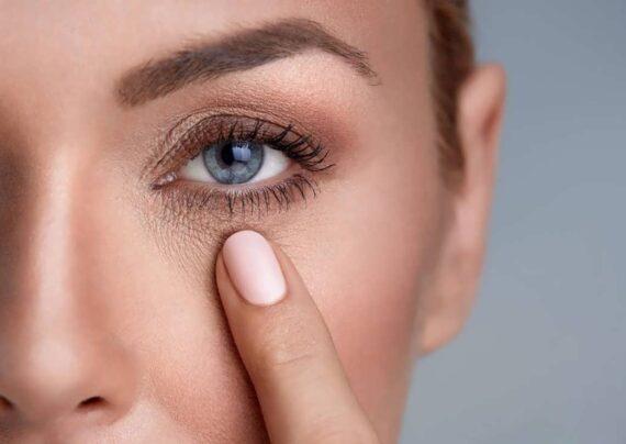 روش های کاهش پف چشم