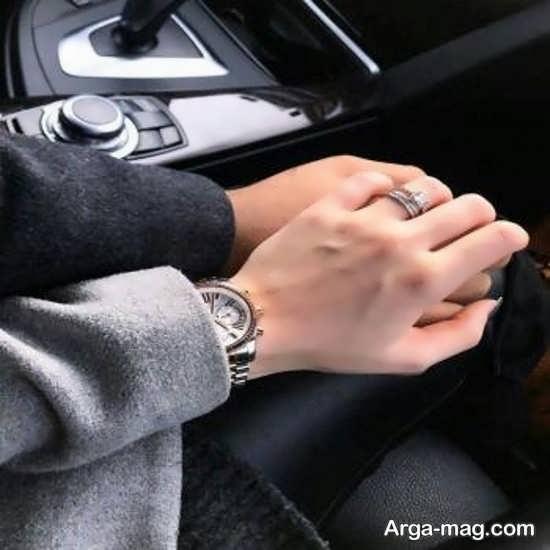 سری اول عکس عاشقانه در ماشین