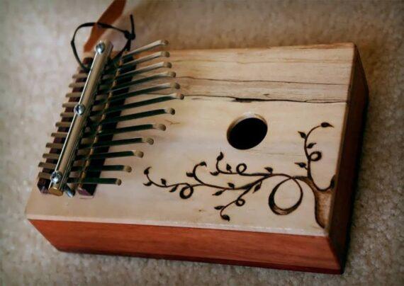 آشنایی با ساز های بومی آفریقا