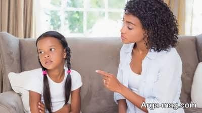 روش های رفع عادت فریاد زدن بر سر کودکان