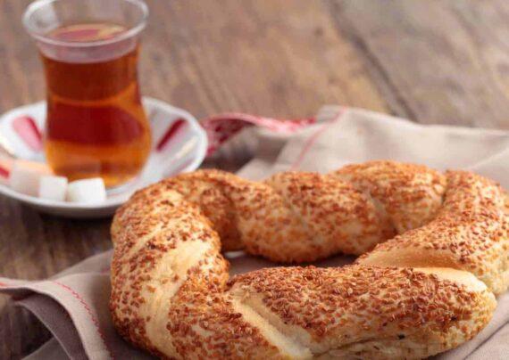 طرز تهیه نان سیمیت