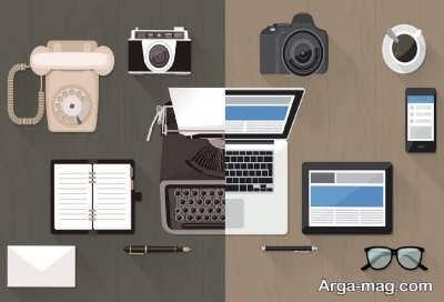 اختلاف برای سیگنال دیجیتال با آنالوگ