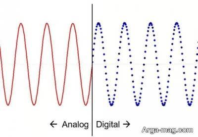 فرق سیگنال دیجیتال با آنالوگ