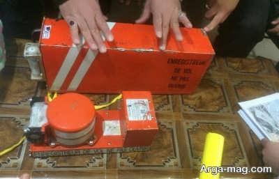 دلیل نارنجی بودن جعبه سیاه چیست؟