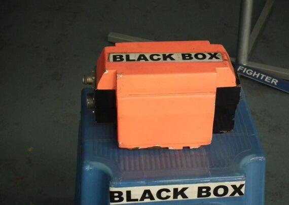 دلیل نارنجی بودن جعبه سیاه هواپیما