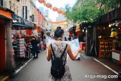 تنها سفر کردن به چه معناست؟