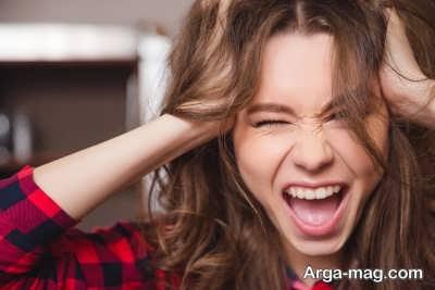 روش های خانگی برای درمان بوی بد موها