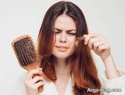 درمان ریزش مو با اسطوخودوس