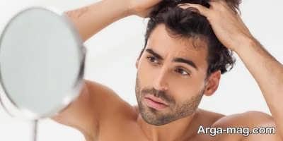 درمان ریزش مو با دور ماندن از استرس