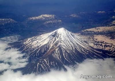 آشنای با کوه دماوند
