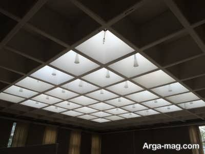 سقف وافل چیست؟ مزایا و معایب این نوع سقف ها را بهتر بشناسید