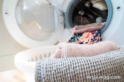 چگونگی شستن لباس کاموایی با استفاده از ماشین لباسشویی