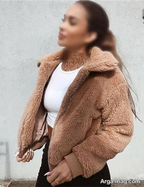 کت زیبا و کوتاه زنانه